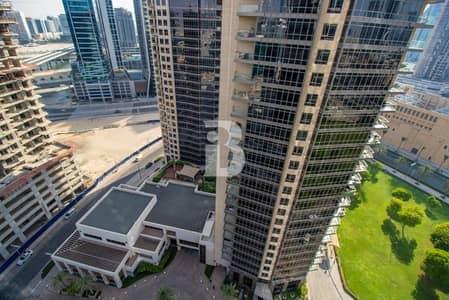 شقة 1 غرفة نوم للايجار في وسط مدينة دبي، دبي - SPACIOUS /HIGH FLOOR 1 BEDROOM WITH GREAT GARDEN VIEW