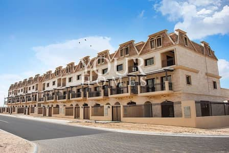 4 Bedroom Townhouse for Sale in Jumeirah Village Circle (JVC), Dubai - Mk |