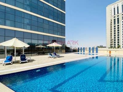 فلیٹ 1 غرفة نوم للايجار في قرية جميرا الدائرية، دبي - Panoramic view 1bhk