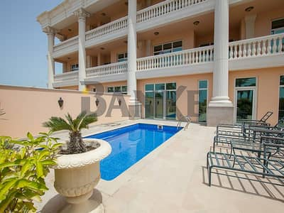 تاون هاوس 2 غرفة نوم للبيع في نخلة جميرا، دبي - Rare- 2 BR + M with Pvt pool | Separate gated entrance