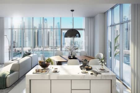 فلیٹ 3 غرف نوم للبيع في دبي هاربور، دبي - Private Beachfront Living ! Amazing Offers