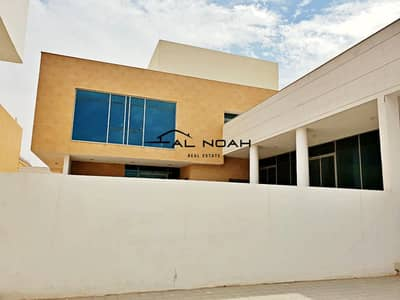5 Bedroom Villa Compound for Rent in Shakhbout City (Khalifa City B), Abu Dhabi - Brand new Villa Compound! Prime Location! Best for Family!