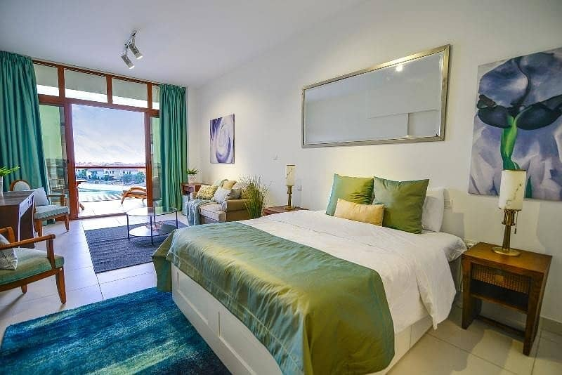 6CHEQUES/MARINA VIEW/FULLY FURNISHED