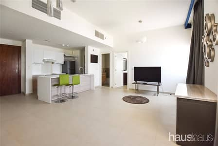 High Floor | Furnished 1 Bed | Golf Views