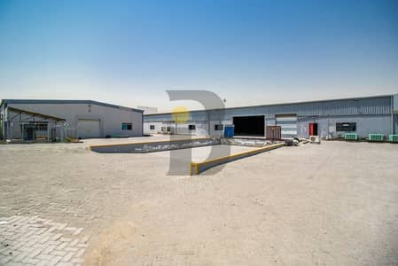 Factory for Rent in Jebel Ali, Dubai - 1800 kW factory outlet for Industrial manufacturing