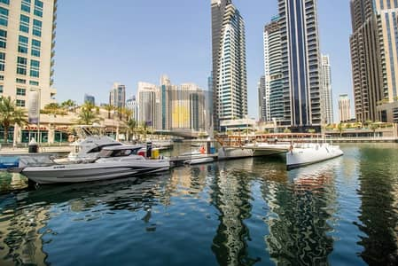 Fitted office space/retail in Marina Walk near JBR