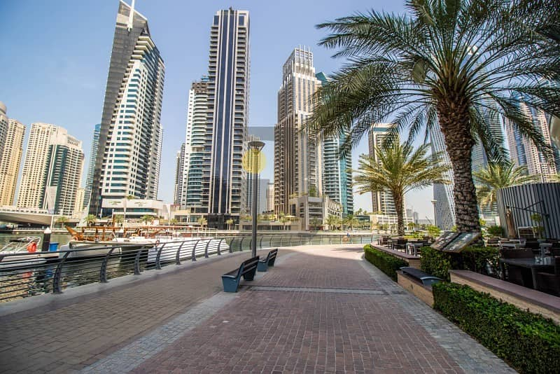 16 Fitted office space/retail in Marina Walk near JBR