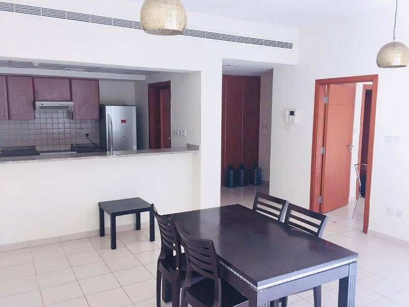 Fitted Kitchen | Peaceful Community | Close to Metro