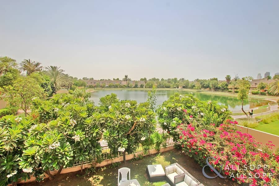 10 Type 9 | 6 Beds | Lake View | Private Pool