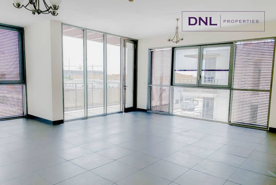 2 Huge Balcony | Excellent Location | 13 Months