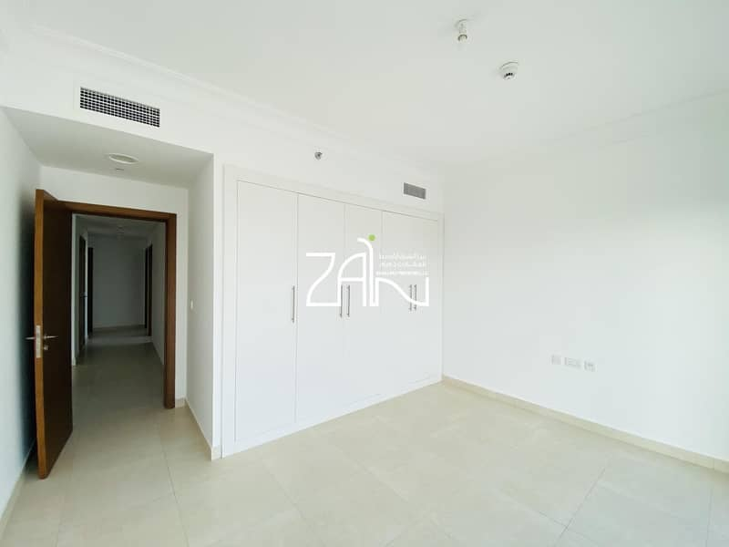 24 Full Golf Sea View 3+M Apt with Large Terrace For Rent