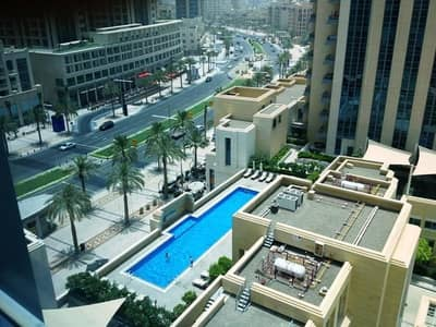 1 Bedroom Apartment for Sale in Downtown Dubai, Dubai - REDUCED PRICE : 1 Bed + Study | Boulevard & Pool View Apt.