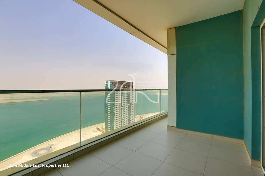 Hot Deal Sea View 2+M Apt Great Layout with Balcony