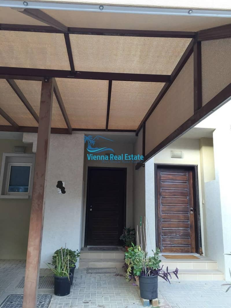 10 AMAZING 2 BR VILLA WITH COVERED PARKING  80k