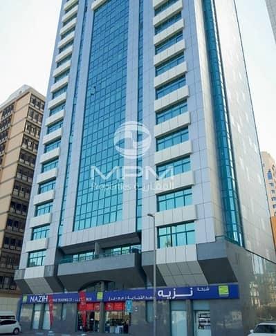 شقة 3 غرف نوم للايجار في منطقة النادي السياحي، أبوظبي - Nice and Beautiful 3 Bedroom Apartment with Sea-view