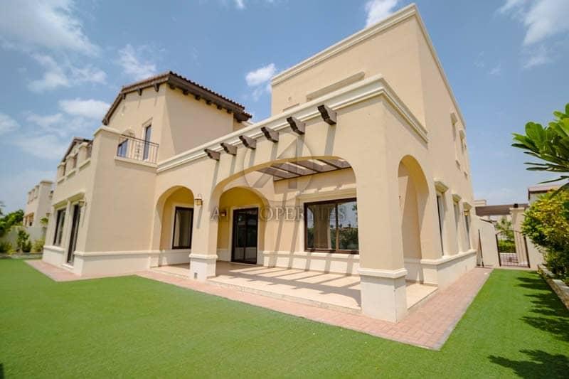 Spacious 6 Bedroom Villa | Park View | Rasha