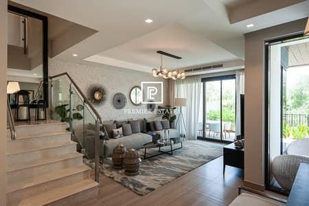 فیلا 4 غرف نوم للبيع في داماك هيلز (أكويا من داماك)، دبي - Aquapark With Terrace And Furnished | 4 Bedrooms