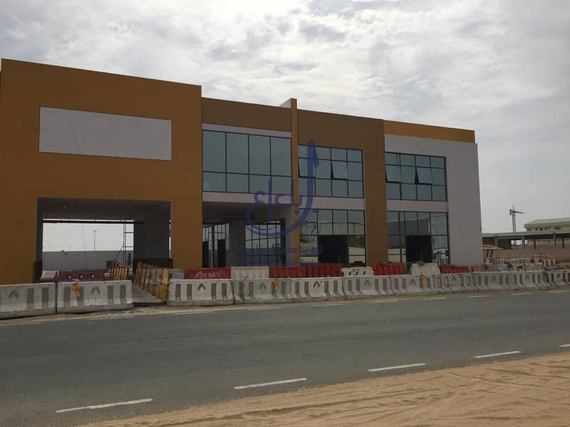 Shopping Mall For Lease  | Al Khawaneej