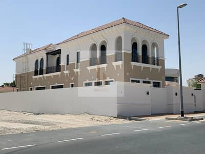 6 Bedroom Villa for Rent in Al Barsha, Dubai - SUPREME MODERN BRAND NEW 6BR+M+DRIVERS ROOM