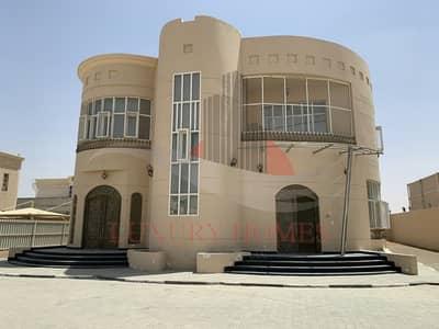 6 Bedroom Villa for Rent in Al Rawdah Al Sharqiyah, Al Ain - Prestigious Brand New Duplex Villa with Huge Yard