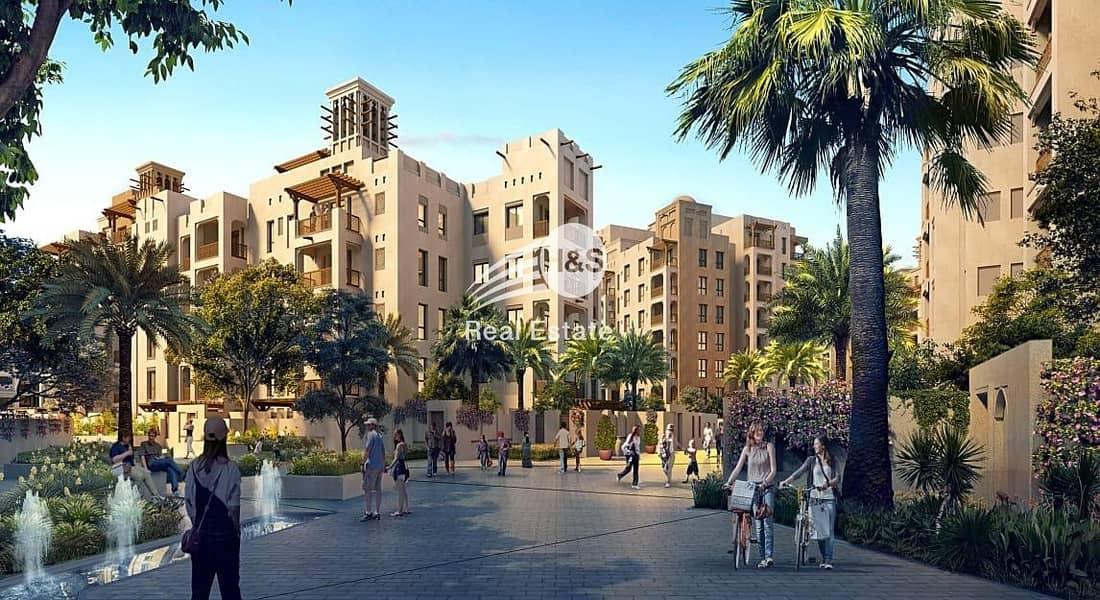 10 Burj Al Arab View I Flexible Payment Plan I Asayel