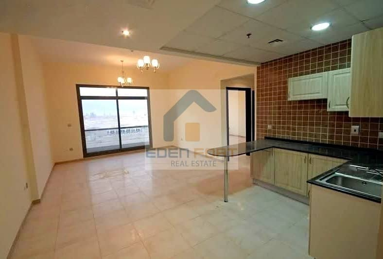 2 Chiller Free 1 Bedroom in Hamza tower- Vacant and Ready to Move In