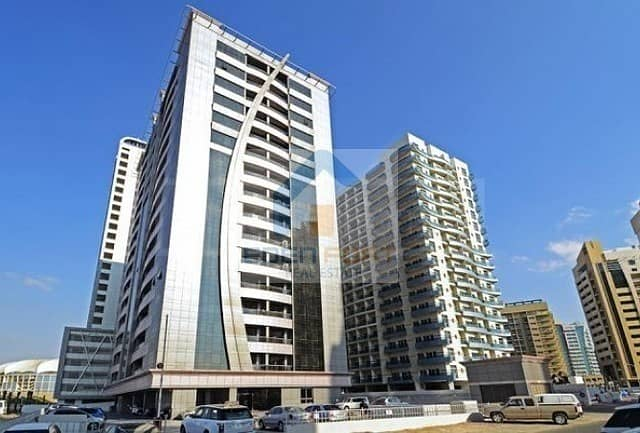 7 Chiller Free 1 Bedroom in Hamza tower- Vacant and Ready to Move In