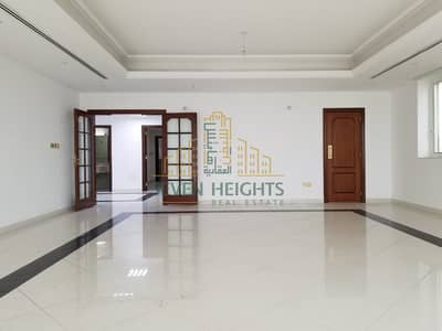 4 Bedroom Apartment for Rent in Corniche Road, Abu Dhabi - 4 bedroom +maids room with amazing sea view
