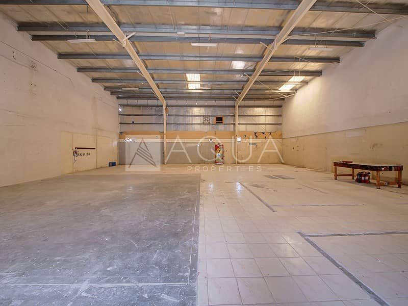 2 Insulated Commercial Warehouse | Industrial 4