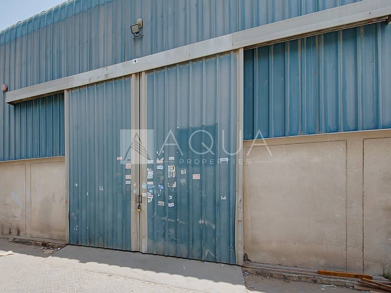 11 Insulated Commercial Warehouse | Industrial 4
