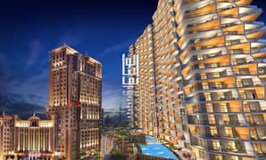 Buy an apartment and get 50% discount on the second apartment in Central Dubai