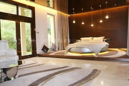 فیلا 6 غرف نوم للبيع في البراري، دبي - Fully Upgraded Bromelia 6 bed+maids=drivers