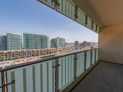 شقة 2 غرفة نوم للايجار في شاطئ الراحة، أبوظبي - Sea views spcious home   Live in a resort style community