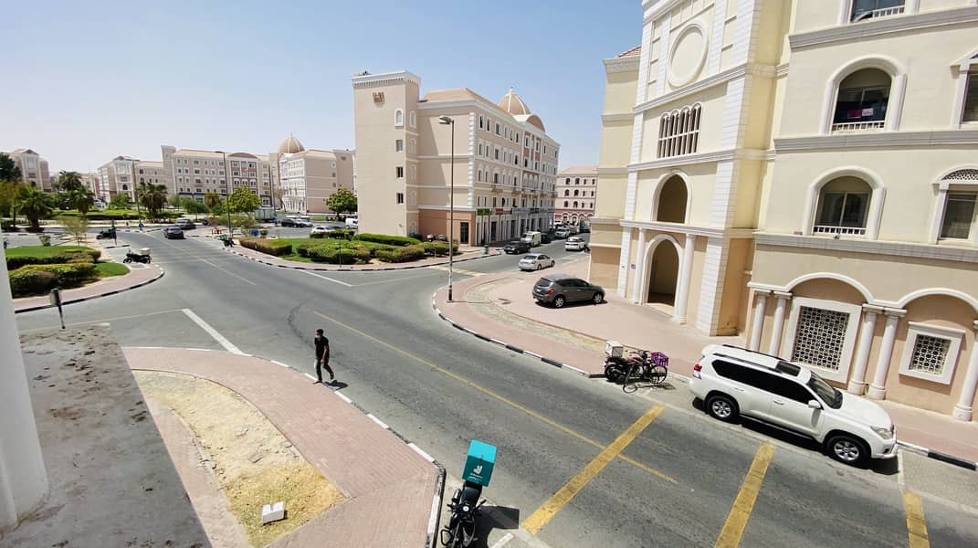 Vacant 1 Bedroom With Balcony For Sale In Italy Cluster International City Dubai