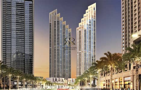 1 Bedroom Flat for Sale in Downtown Dubai, Dubai - Spacious 1 Bedroom | Best Location | High End Tower