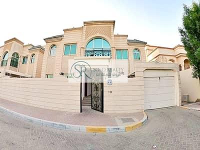 5 Bedroom Villa for Rent in Al Mushrif, Abu Dhabi - Private Villa!!! Prestigious 5Master-BR+Maid I Private Garage I Prime Location