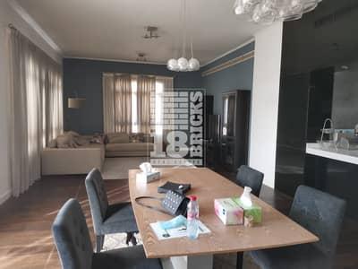 فلیٹ 3 غرف نوم للايجار في الروضة، دبي - Fully Furnished | Upgraded |Free Chiller