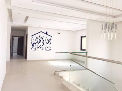 فیلا 5 غرف نوم للبيع في الروضة، عجمان - فيلا للبيع بدون دفعة مقدمة بناء شخصي تشطيب سوبر ديلوكس بالقرب من شارع الشيخ عمار