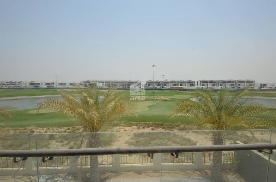 20 Full Golf Course View  Fully Furnished Villa  Spacious Living Room