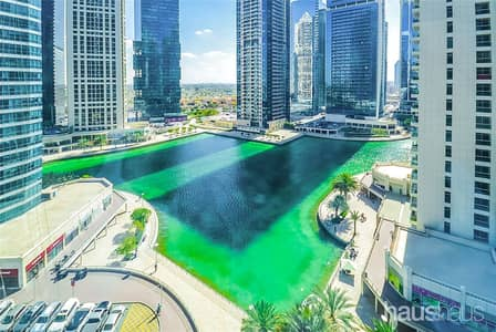 Studio for Sale in Jumeirah Lake Towers (JLT), Dubai - Jumeriah Bay X1 | Vacant | Available Now