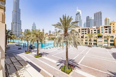 3 Bedroom Villa for Rent in Downtown Dubai, Dubai - Fully Furnished 3 Bed Villa with Burj Views
