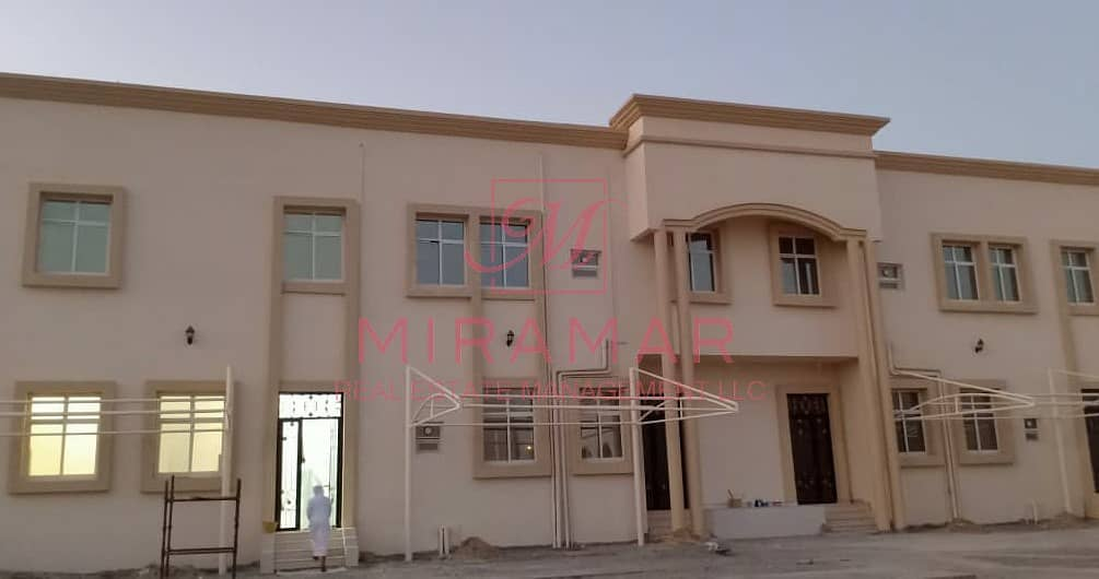LARGE 5B VILLA!!! NEW 2 FLOORS BUILDING!!