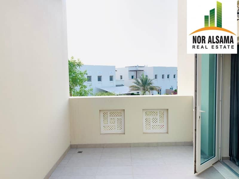 2 Spacious 3 BR villa for rent in Al Furjan in 110000