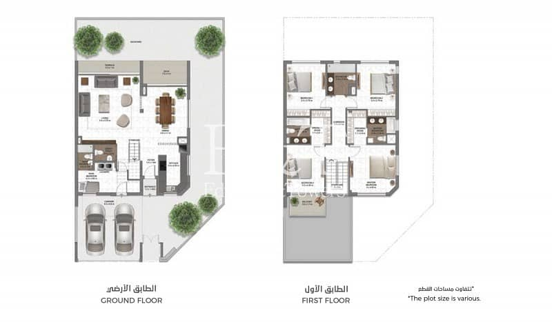 13 European Finishing Corner Townhouses|Ready by 2022