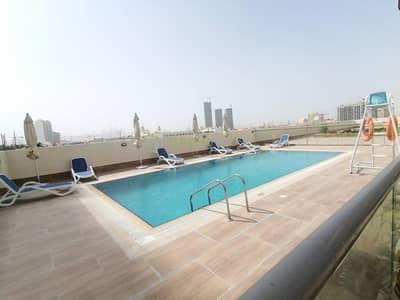 شقة 2 غرفة نوم للايجار في قرية جميرا الدائرية، دبي - Kitchen APLS | Brand New 2 BR Apt.