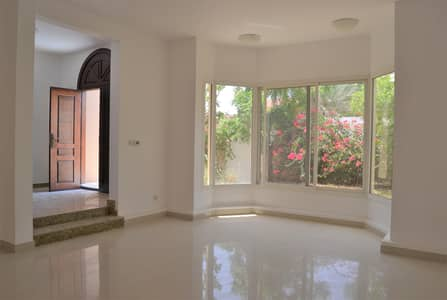 Vacant refurbished villa in a quite family compound