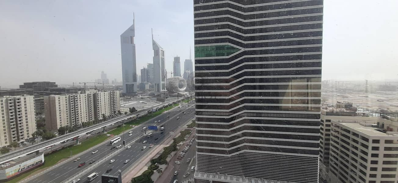 2 Chiller Free|Fitted Office| SZR & Sea Views