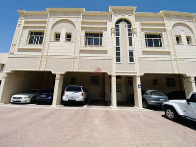 1 Bedroom Flat for Rent in Asharej, Al Ain - Amazing 1 BHK Apartment On First Floor with Covered Parking