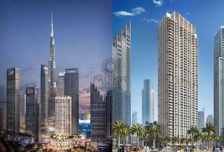 فلیٹ 1 غرفة نوم للبيع في وسط مدينة دبي، دبي - Last Tower In Downtown | Last Chance to Avail