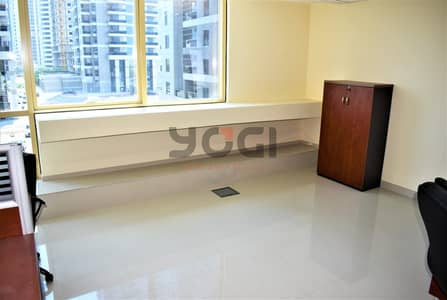 Office for Rent in Jumeirah Lake Towers (JLT), Dubai - Spacious office  @ Fortune Exexcutive Tower
